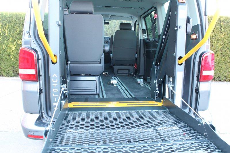 Plataforma Elevadora - VW Multivan (3)