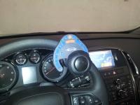 Telecomando al Volante - Opel Astra