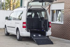 Volkswagen Caddy Taxi 7 Plazas