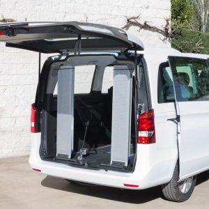 Taxi Adaptado para el transporte de PMR