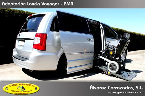 Lancia Voyager - PMR