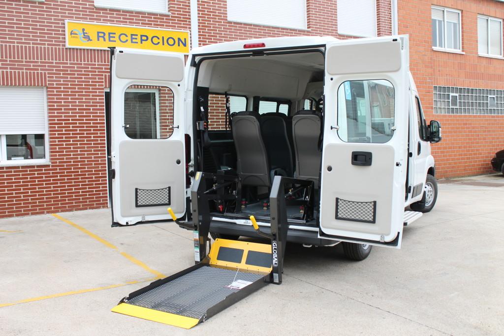 Adaptacion de veh culos para discapacitados lvarez for Sillas para vehiculos