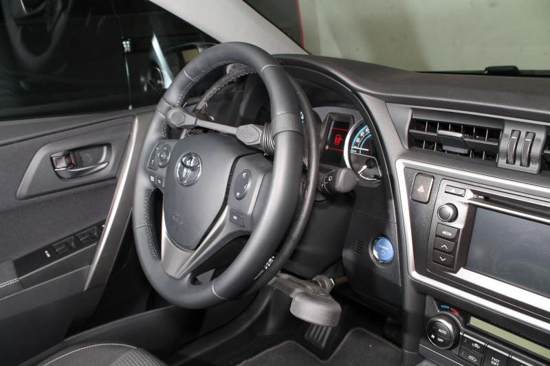 Acelerador Bajo Volante - Toyota Auris