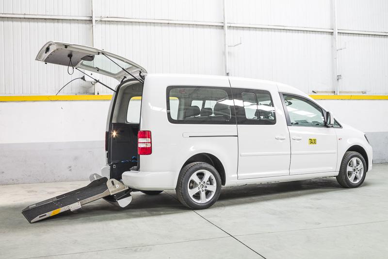 VW Cady Maxi Taxi Adaptado