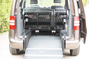 Vehículo accesible
