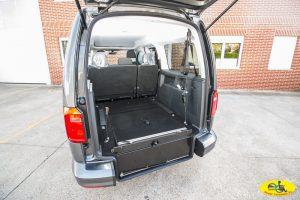Rebaje de Piso VW Caddy