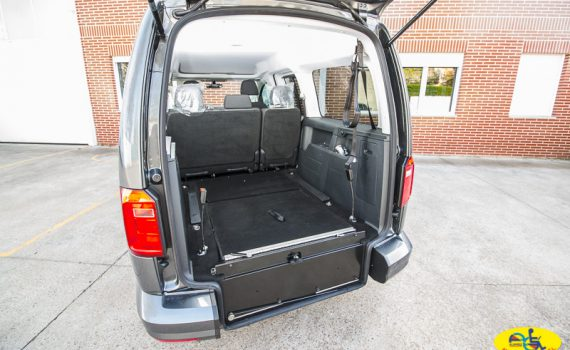 Rebaje de Piso VW Caddy